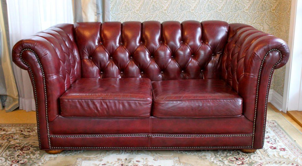 Cool Burgundy Leather Sofa Epic 88 About Remodel Home Kitchen Ideas With
