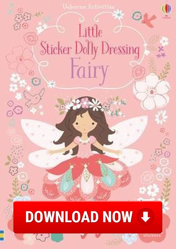Little Sticker Dolly Dressing Fairy Read Online Download Ebook For