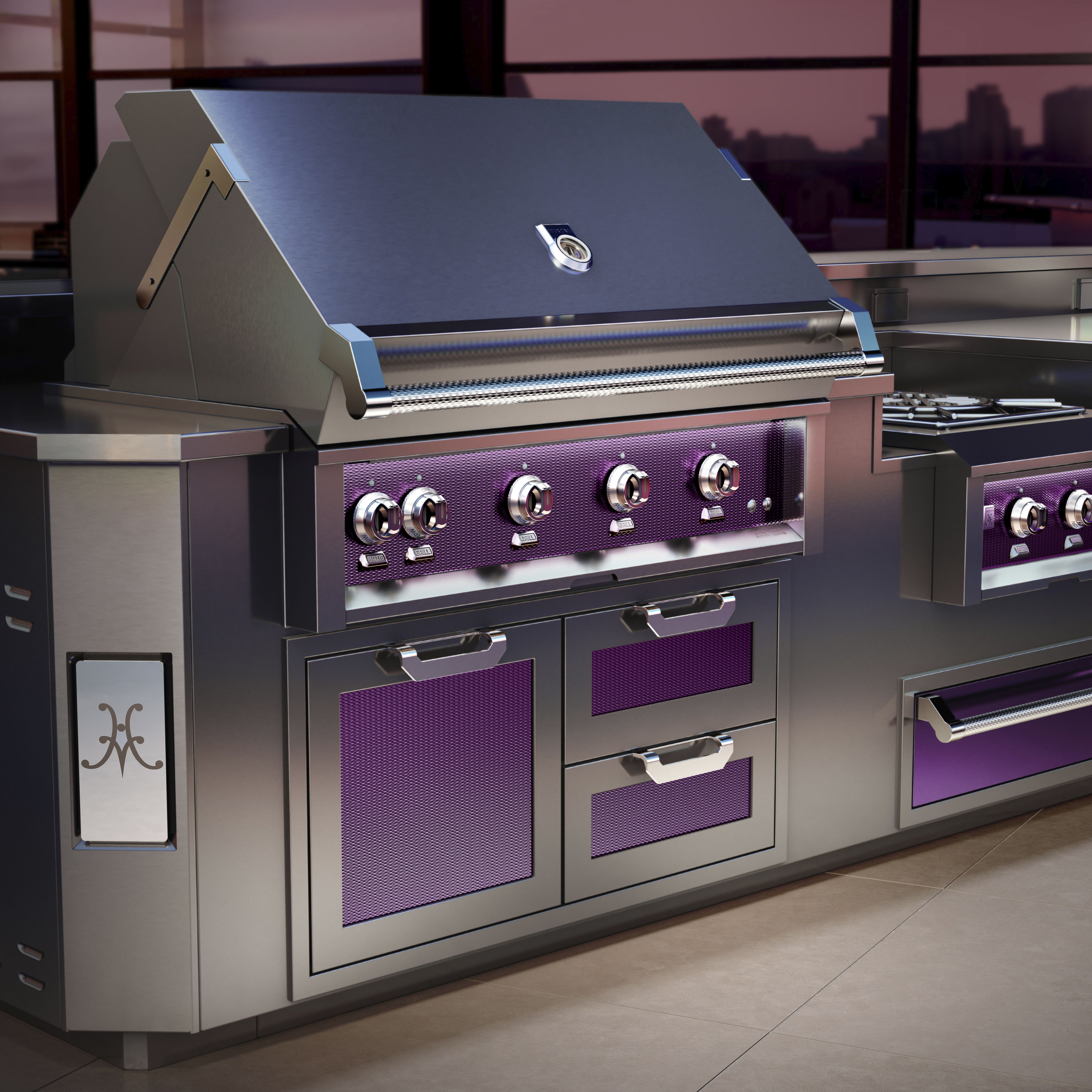 Full Outdoor Kitchen Natural Gas Outdoor Kitchen Hestan Outdoor Kitchen Stainless Steel Doors Built In Grill