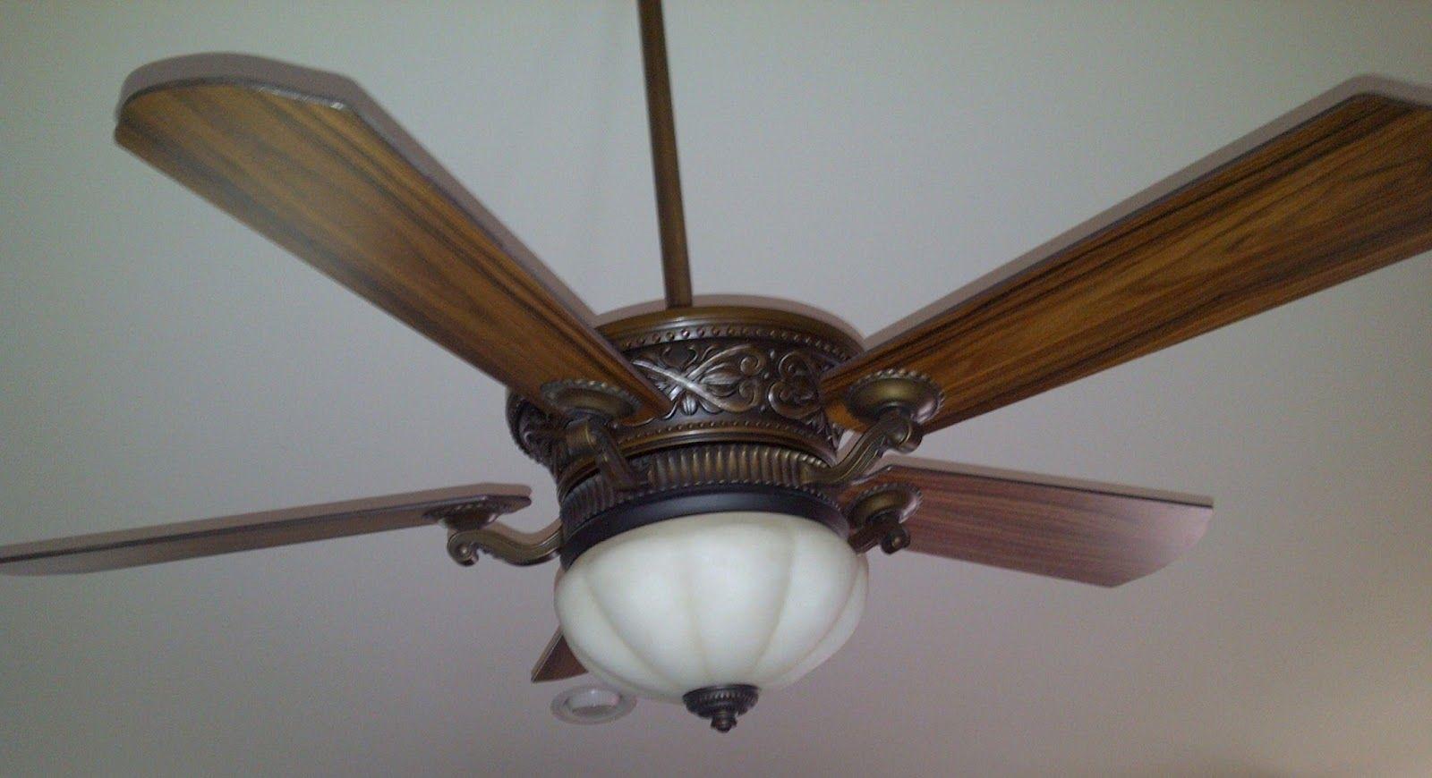 Ceiling Hunter Fan Has No Reverse Switch