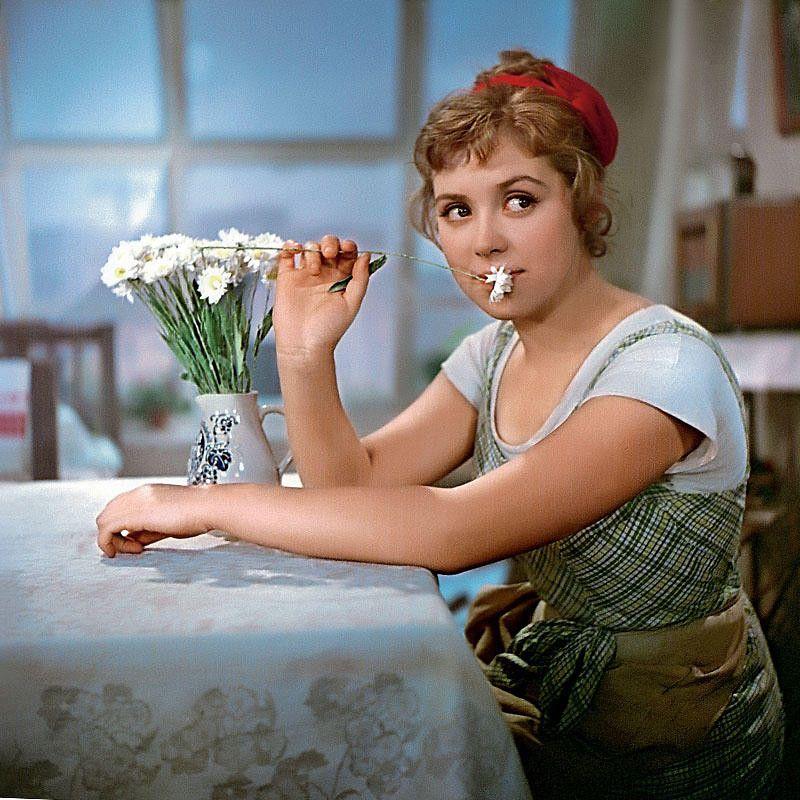 Красивые картинки из советского кино