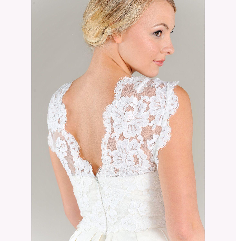 Vintage lace wedding dress wedding pinterest vintage lace