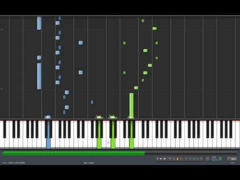 ▶ In the hall of the mountain king - Synthesia - YouTube