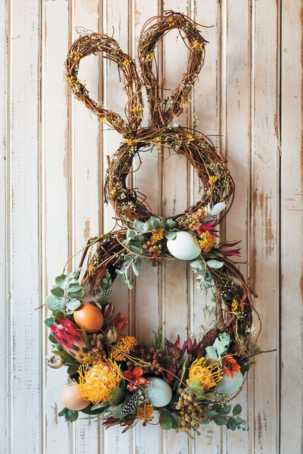 Photo of 56 Gorgeous DIY Easter Wreath Ideas to Jump Start Your Decor