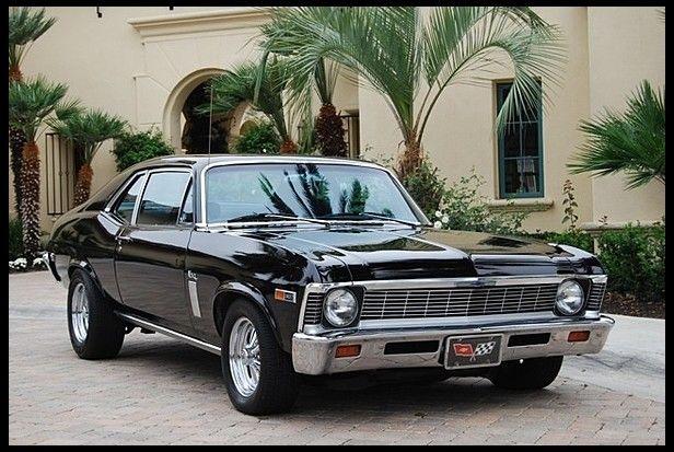 1969 Chevrolet Nova 307 Ci Automatic Mecum Anaheim Chevrolet