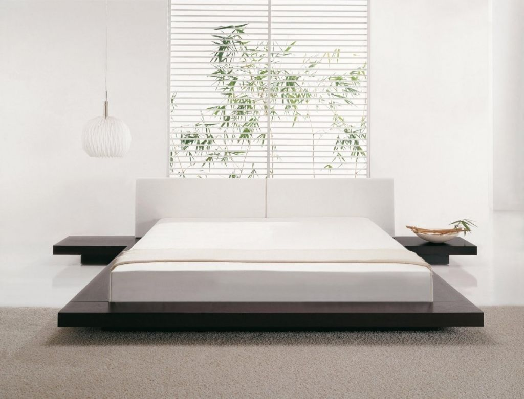 King Size Bed Ikea Platform Bed Designs Japanese Style Bedroom