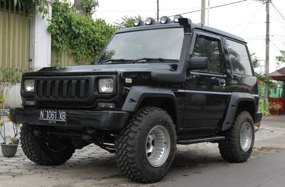 Gambar Mobil Feroza Offroad Off Road Style Accessoriess Irfanmotorbali Download Mobil Off Road Wow 5 Mobil Ini Co Mobil Off Road Offroad Modifikasi Mobil