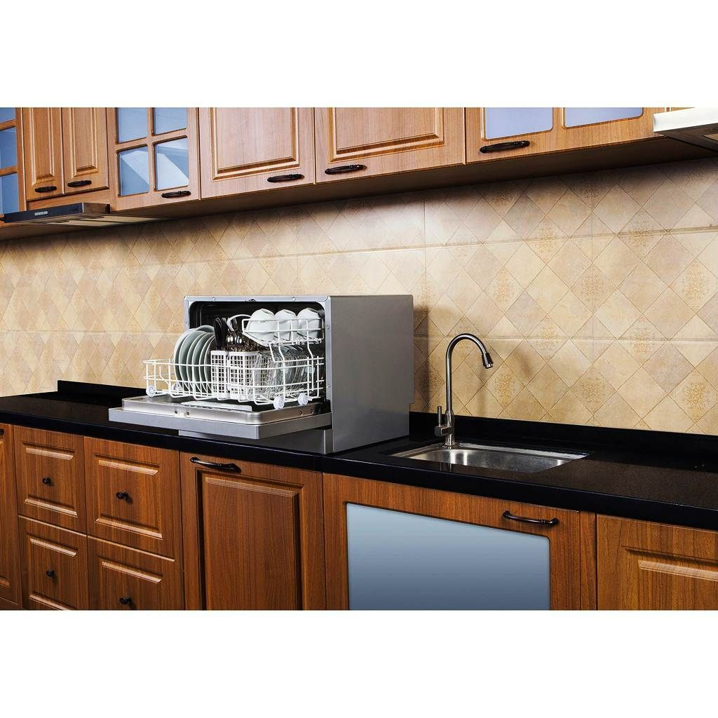 The Finest Portable Dishwasher Guide Kitchen Cabinets And