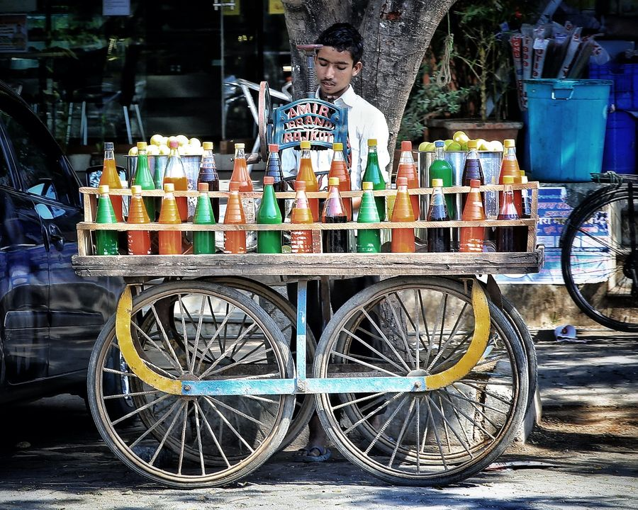 India Food Cart Street Food Design Food Cart Street Food