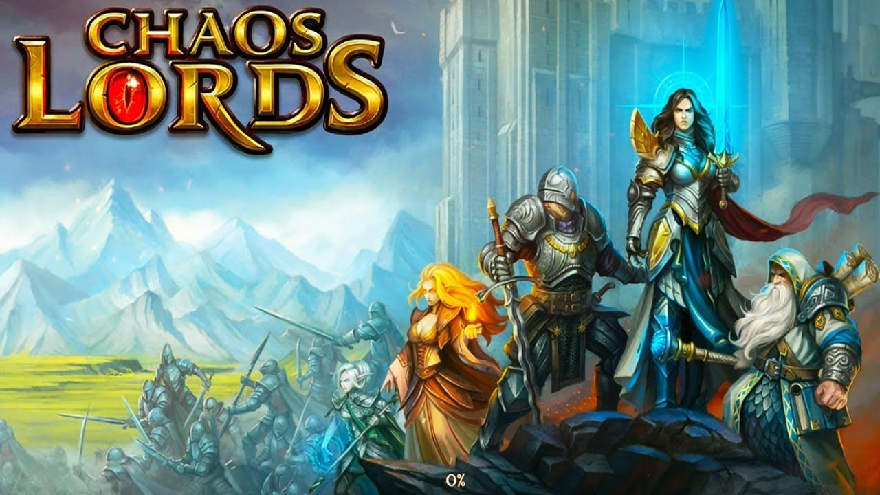 Chaos lords tactical rpg v160 mod update chaos lord