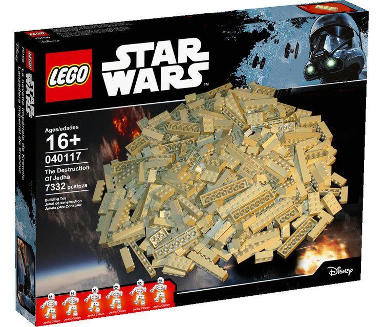 Happy Star Wars Day! | Destruction, Legos and Legos