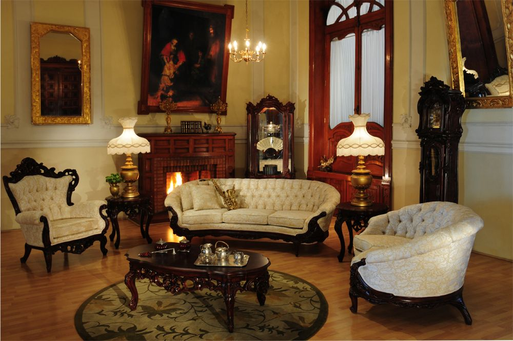 Featured Item - Victorian Living Room 644 | home - georgous goth ...