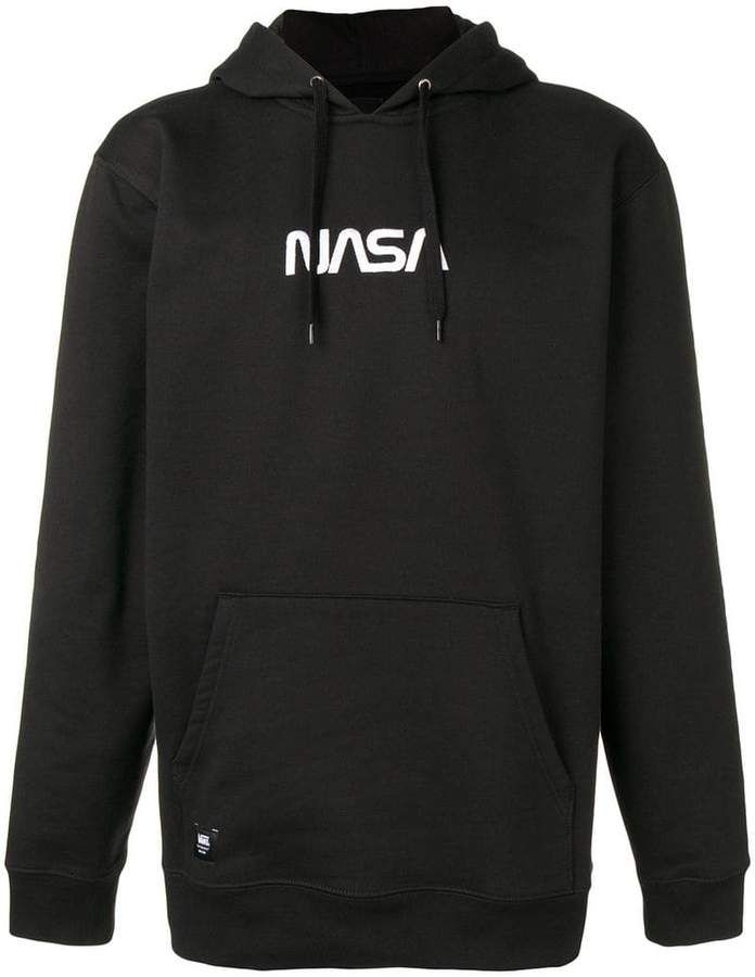 Vans x Nasa hoodie | Products | Nasa hoodie, Hoodies, Black hoodie