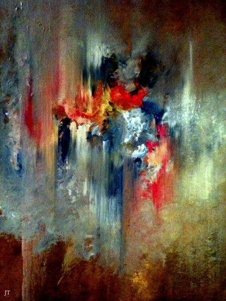 Acrylic on canvas 30x24