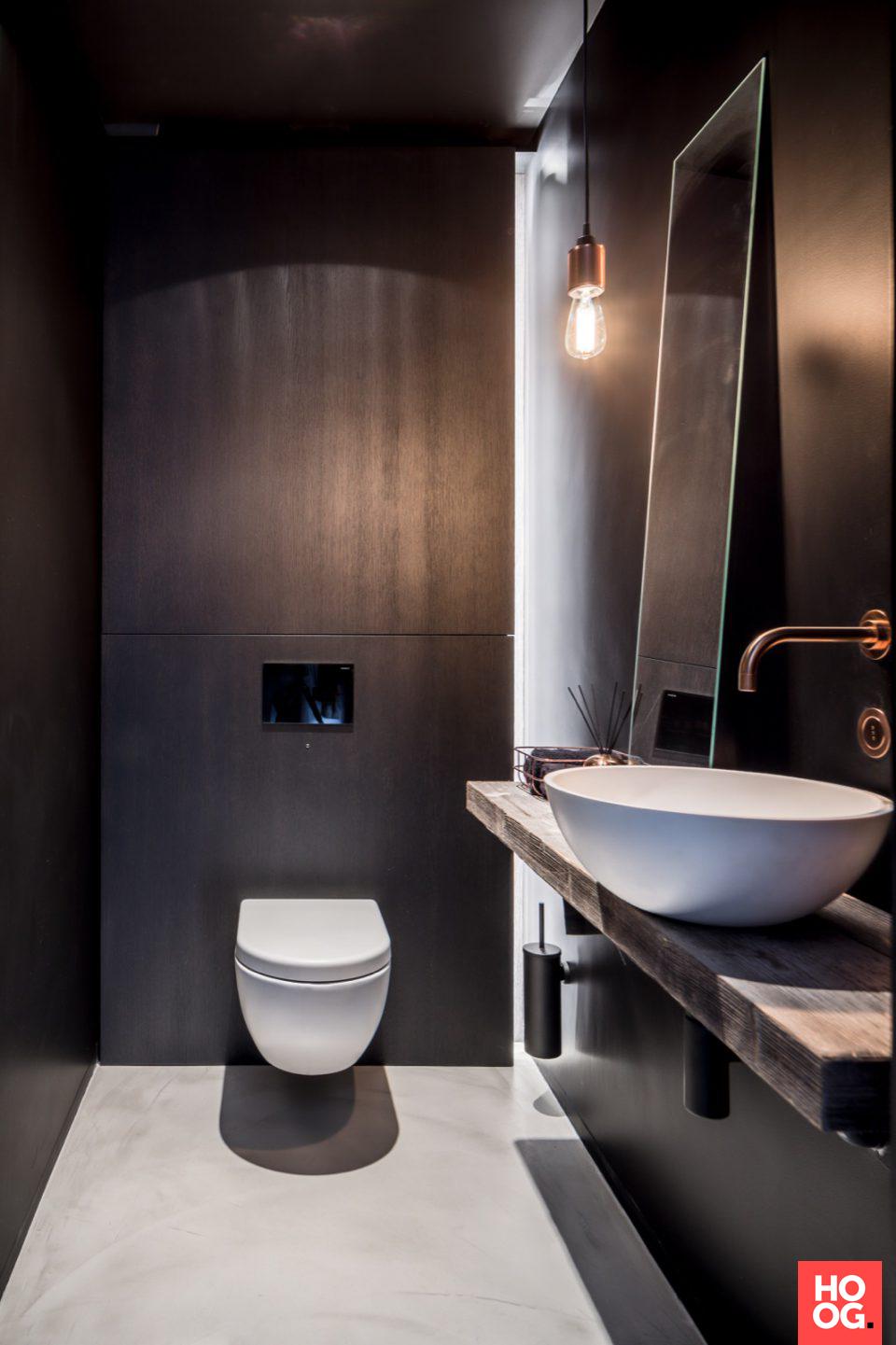 Luxe toilet met wasbak | badkamer ideeen | design badkamers ...