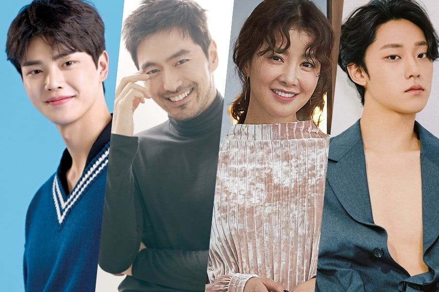 "Song Kang, Lee Jin Wook, Lee Si Young, Lee Do Hyun, And More Join New Drama By ""Goblin"" Director"