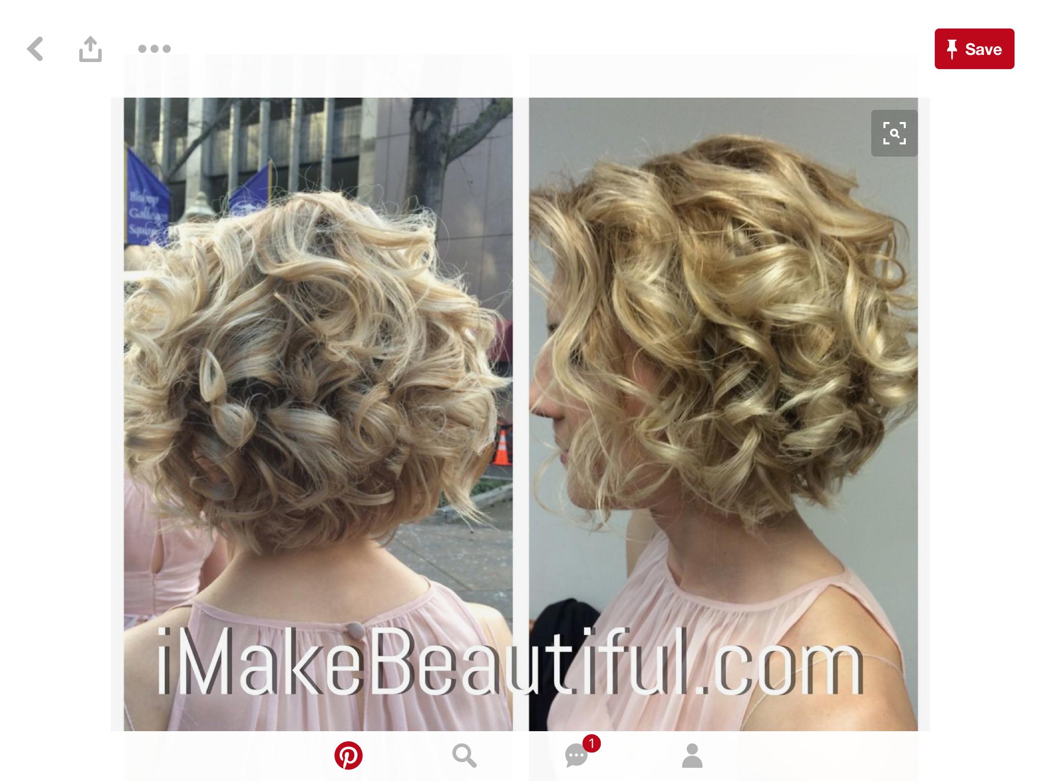 Wedding Hair Carrés En 2019 Cheveux Courts Mariage