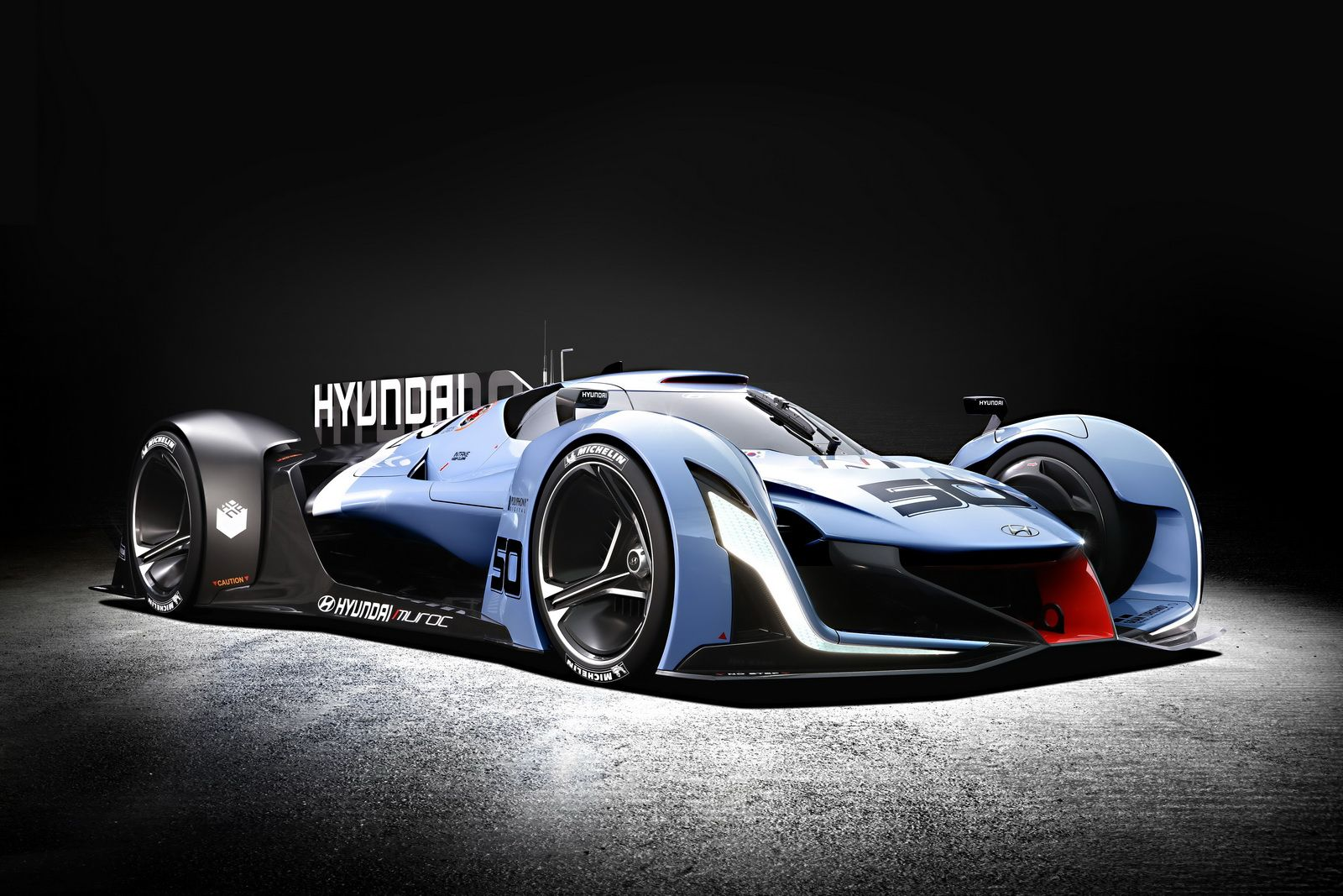 Hyundai S Genesis Going After Ferrari And Porsche With New Supercar Project Carscoops Futuristic Cars Super Cars Hyundai Motor