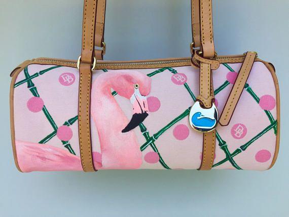 Bourke Flamingo Purse Pink Bag