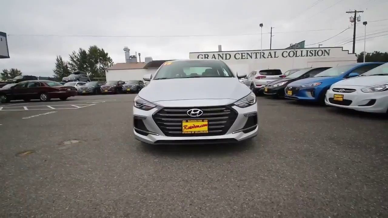 The 2018 Hyundai Elantra GT Sport Is A Value Packed Turbo