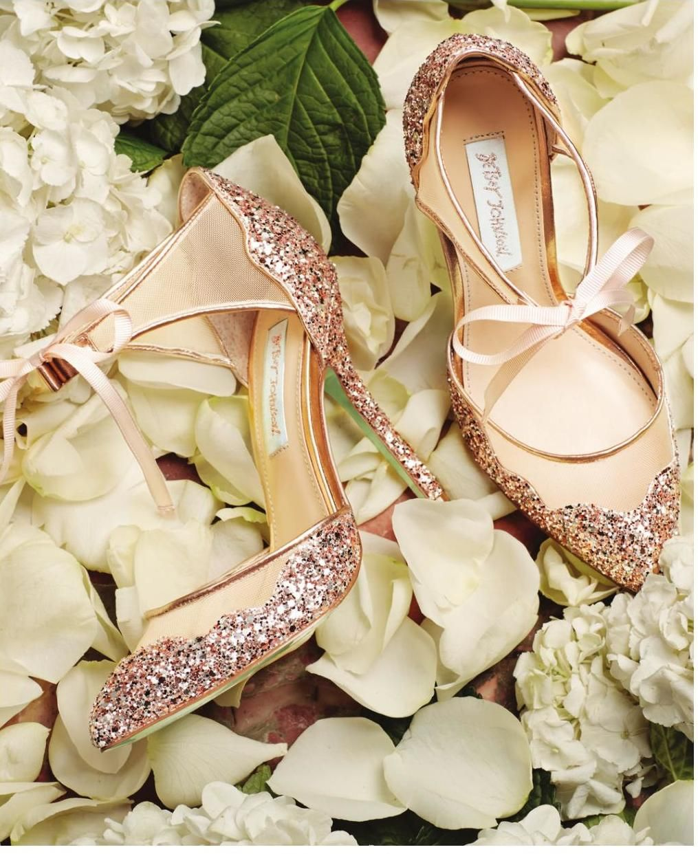 The Knot Fall 2015 Betsey johnson wedding shoes, Blue by