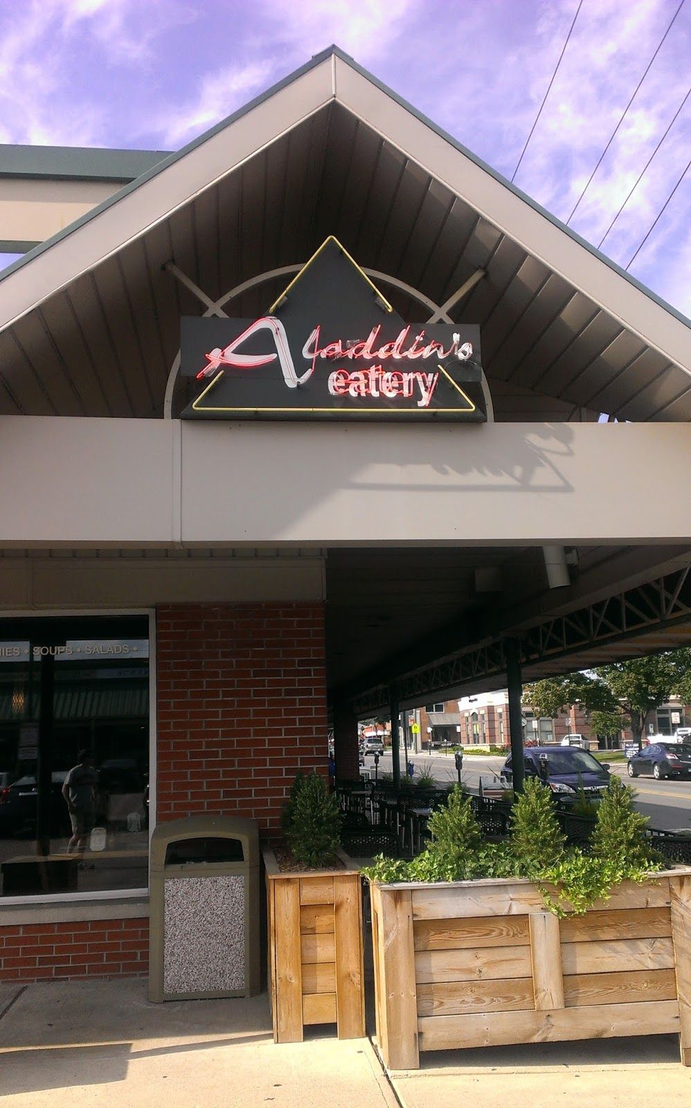 Cbus52: Columbus in a Year: Aladdin's Eatery - Grandview Heights