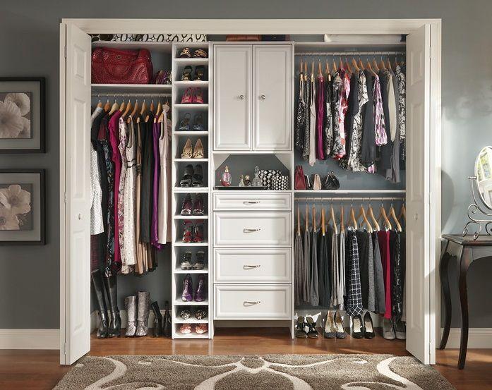 Closetmaid Blog Ideas For Shoe Storage Closet Designs