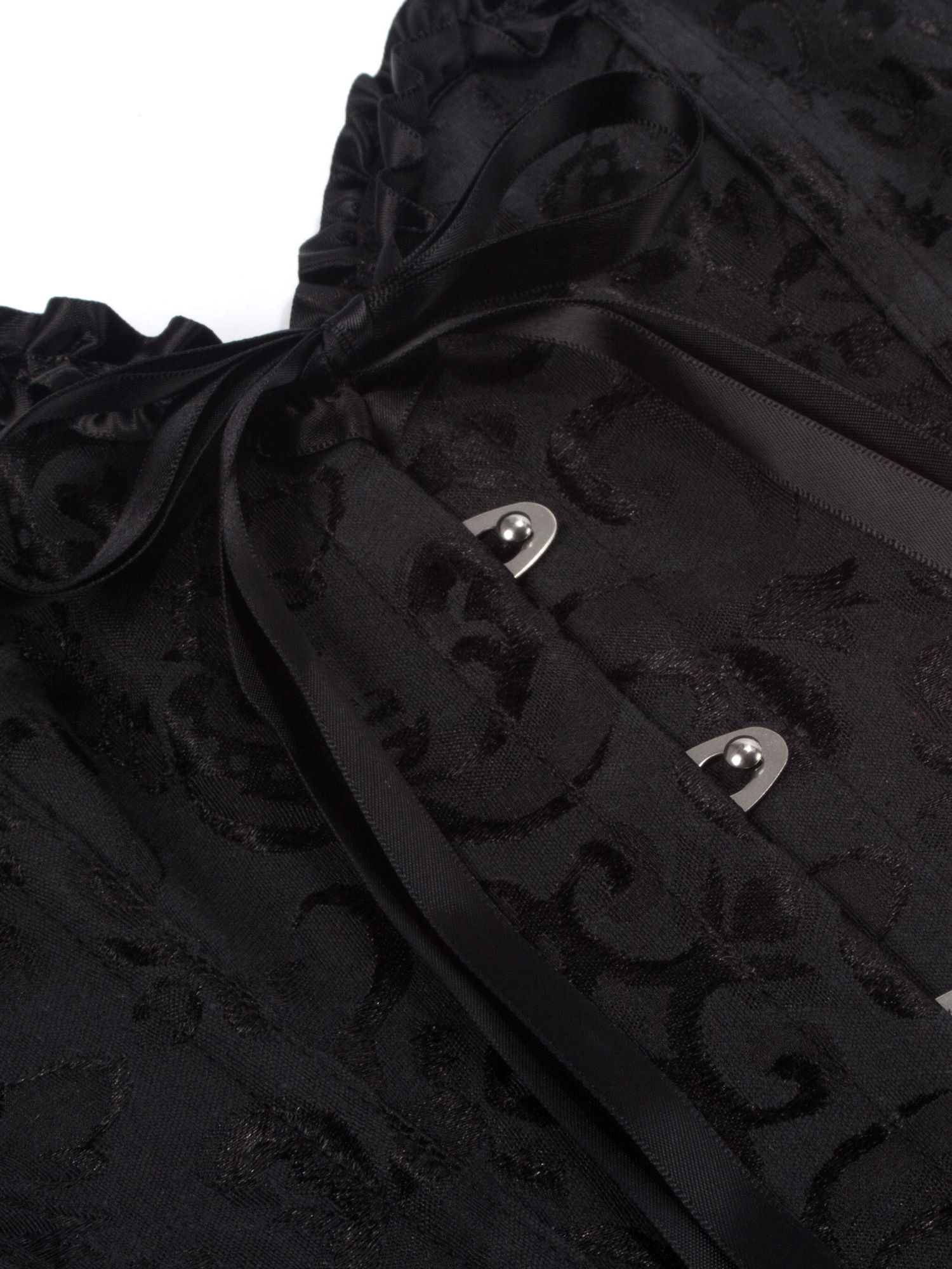 e685f75c5a SAYFUT Fashion Women s Lace Up Boned Sexy Overbust Corset Bustier Plus Size  Bodyshaper Top with G