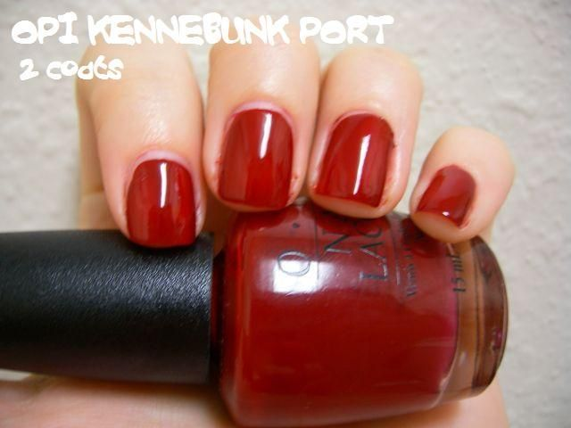 OPI nailpolish in Kennebunk-Port was rated 4.6 out of 5 by ...