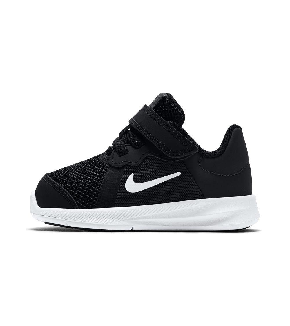 3a4795a638e71 Nike Downshifter 8 TD Toddler Black White