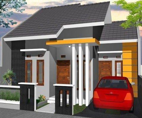 20 desain rumah minimalis 1 lantai 3 kamar terbaru 2020 58
