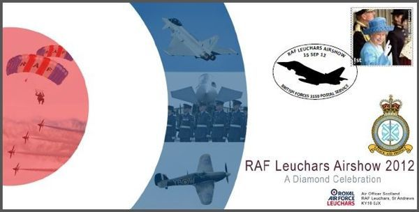 RAF Leuchars Airshow 2012 - A Diamond Celebration