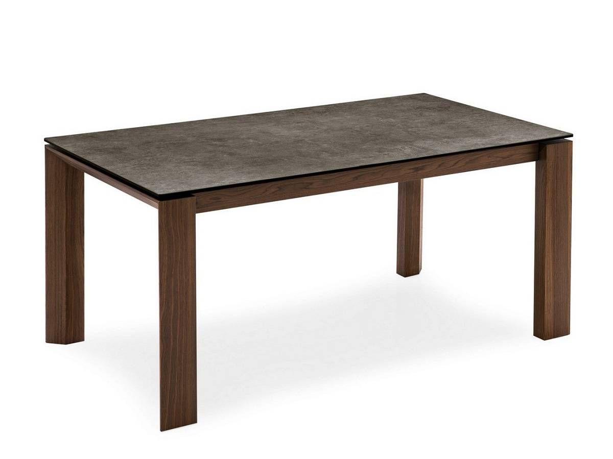 Calligaris Omnia Ceramic Extending Table 160x90cms Extending Table Calligaris Extendable Dining Table