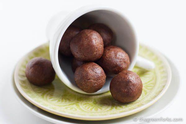 Protein Ball Recipe