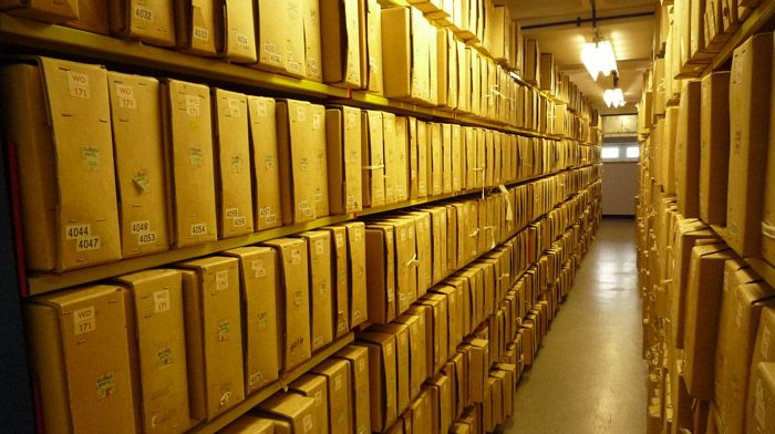 Organising - Collections of collections