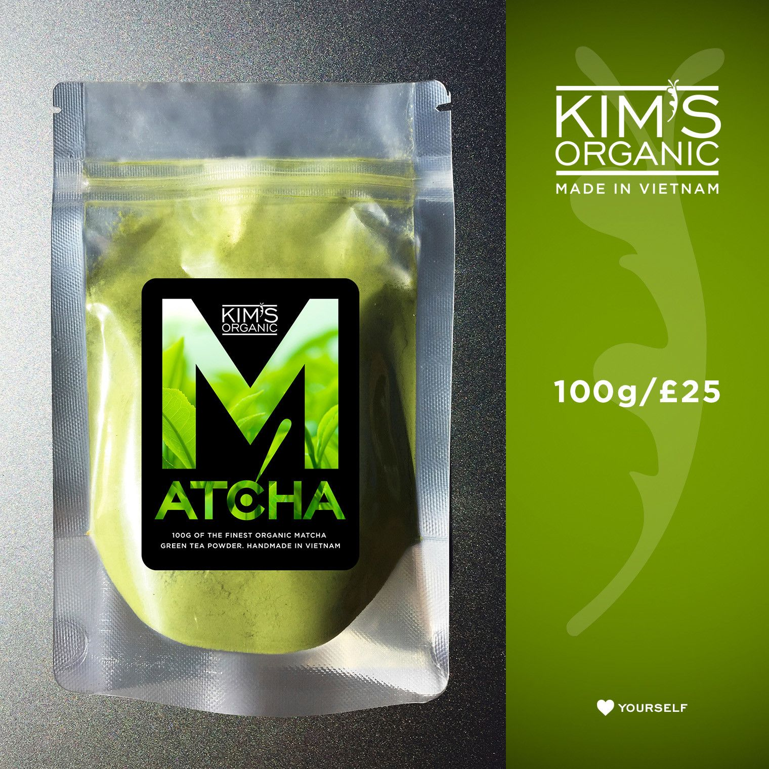 Matcha the highest grade matcha to eat and drink