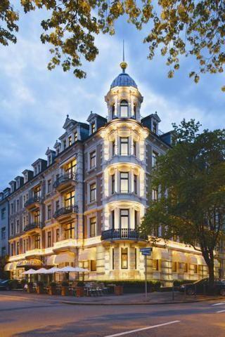 Day 12 Alden Luxury Suite Hotel Zurich My European Vacation