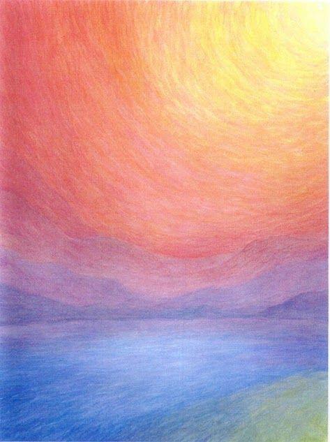 Watercolor Kunstmalerei Wasserfarben Kunst Kunstler Malerei