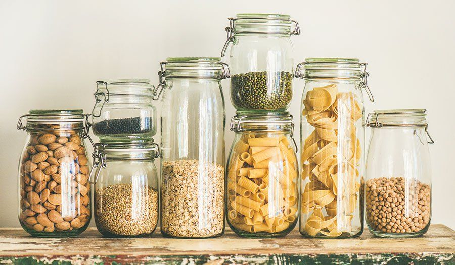 Keep These Meal Prep Staples Stocked In Your Pantry The Well Creative