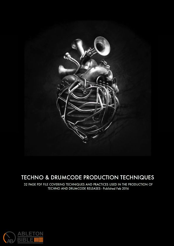 Drumcode techno techniques and tips ebook estatira pinterest drumcode techno techniques and tips ebook fandeluxe Image collections