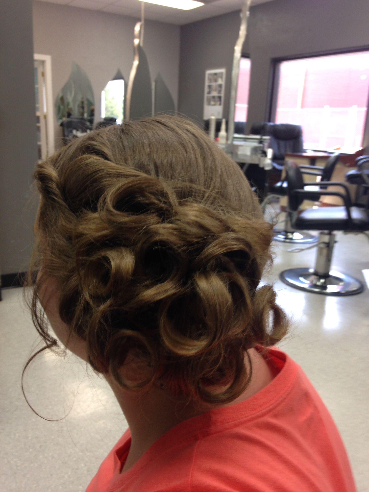 Th grade dance hair hair pinterest dance hair