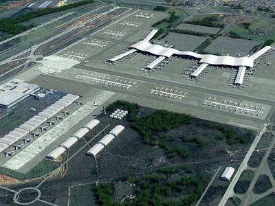 AIRKRANE - Aviação e Espaço - Aviation and Space News: 09/10/11 - 16/10/11  - Ao final dos investimentos, aeroporto em Campinas terá quatro pistas, novo terminal de passageiros e estacionamento maior (