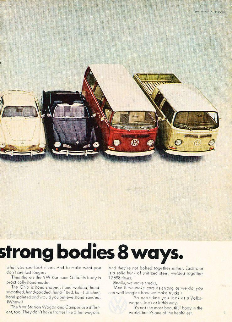 http://www.ebay.com/itm/1969-VW-Volkswagen-Beetle-Van-2-page-Classic ...