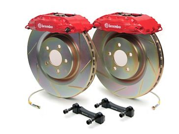 Performance Brake Upgrades for Late Model Ford Mustangs