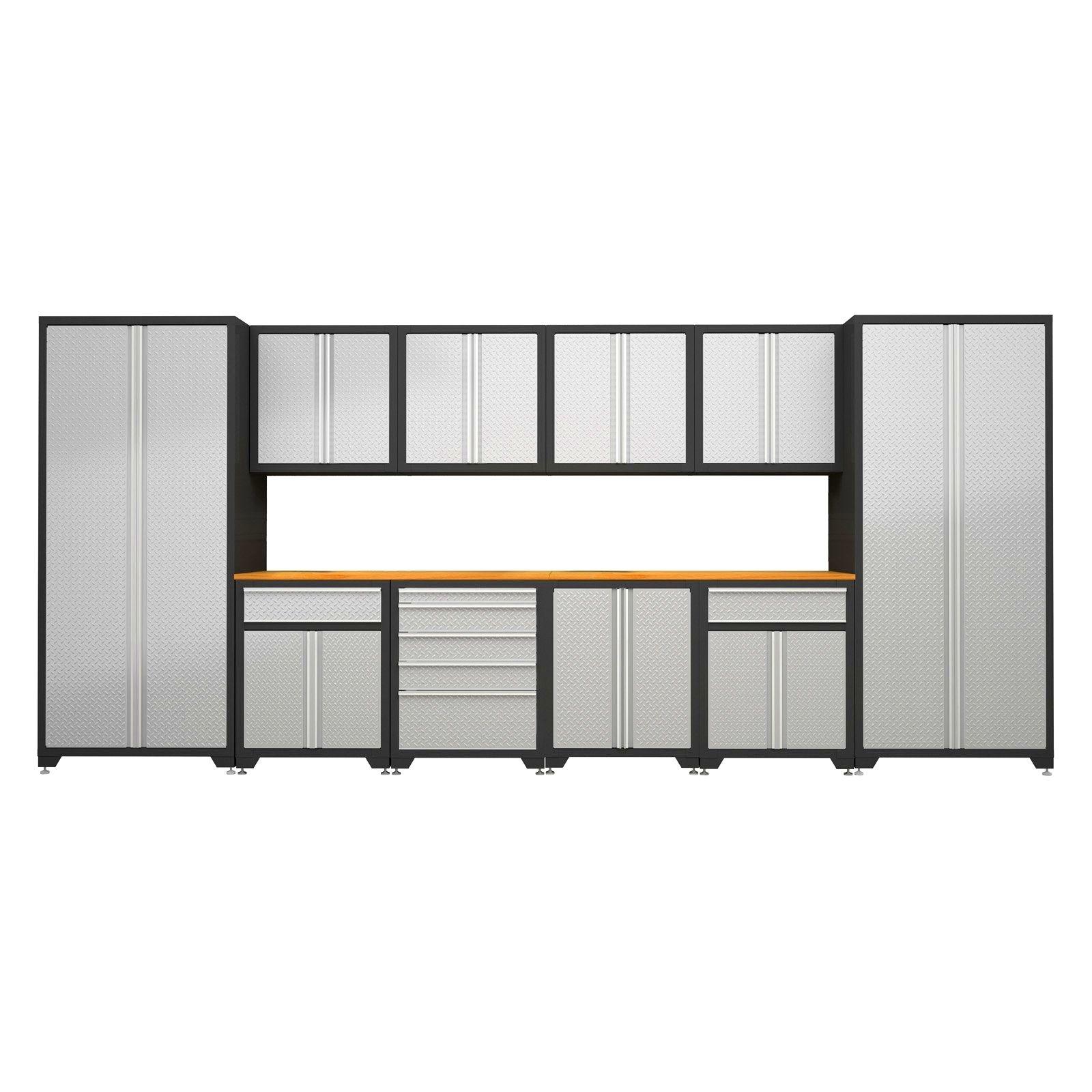 Aluminum Diamond Plate Storage Cabinets