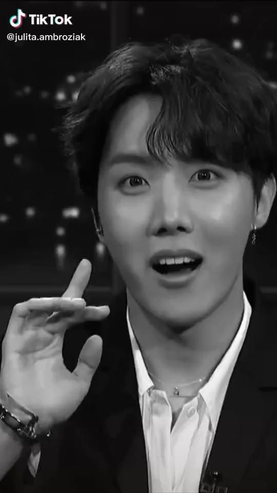He is our Hope, he is J-Hope