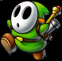 Sergeant Guy Mariowiki Fandom Mario And Luigi Super Mario Art Mario Funny