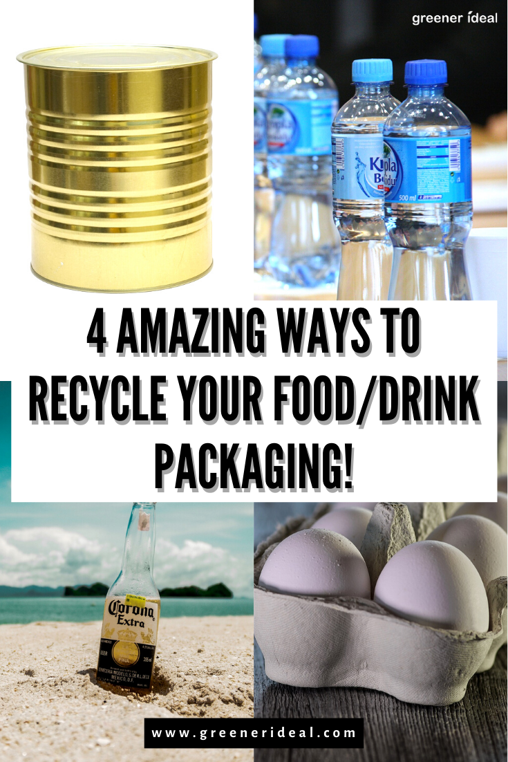 Do you separate the cardboard cereal box & the plastic milk bottle ( after use) and put them into their proper recycling boxes? Then, hurrah! You're already doing your bit for the environment.  Why not go one step further, though, and make recycling fun rather than a chore? Check out these 4 amazing ways of recycling your food/drink packaging.  #recycle #upcycle #pakaging #upcycling #recycling #craft #plasticfree #reuse #diy #environment #ecofriendly #gogreen #GreenLivingTips