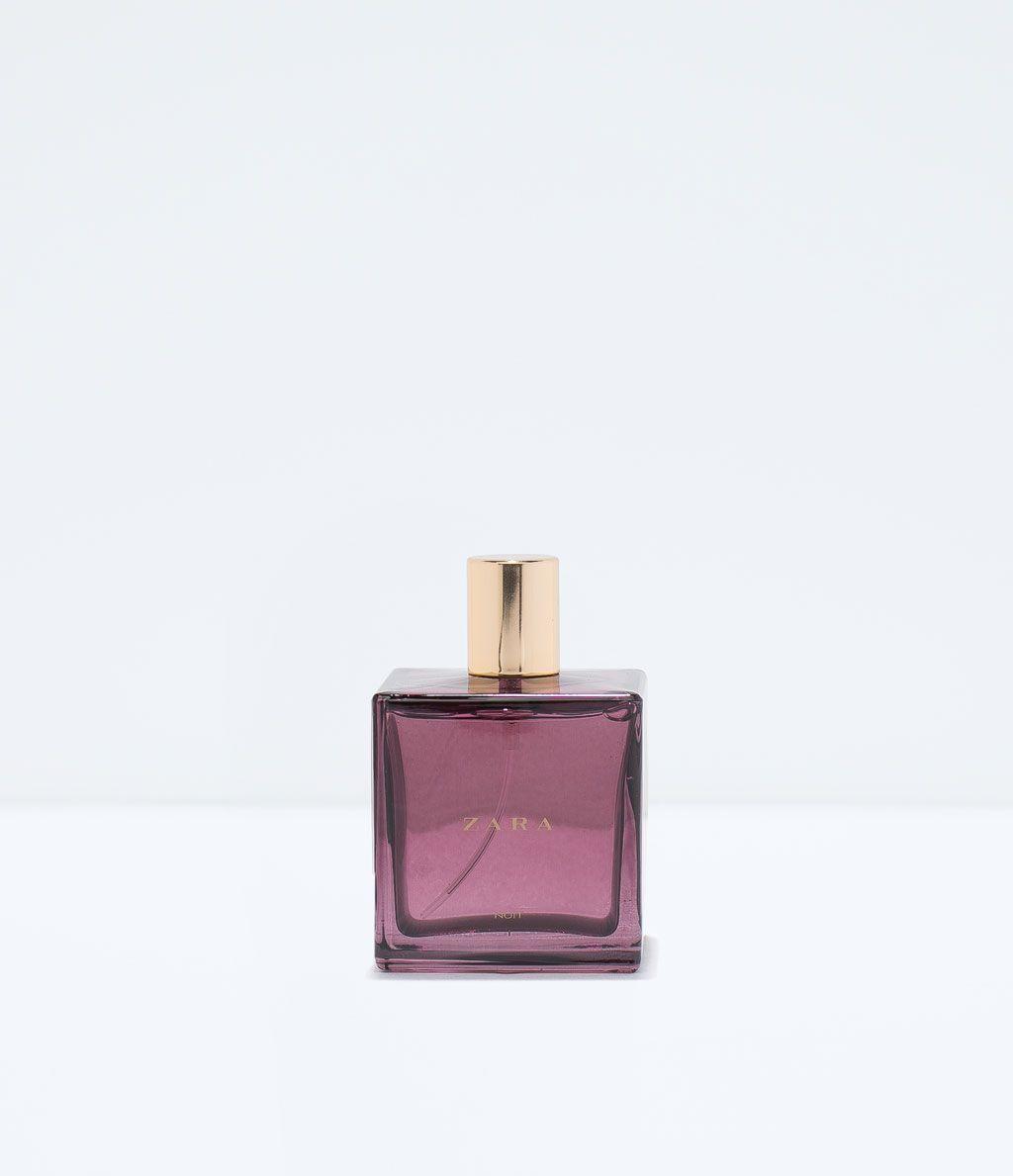 Zara Woman Zara Nuit Eau De Parfum 100 Ml Hair Make Up