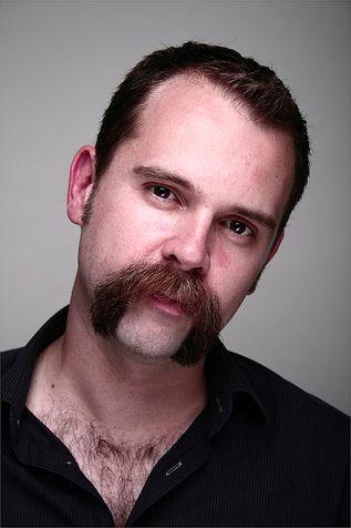 Gay moustache men